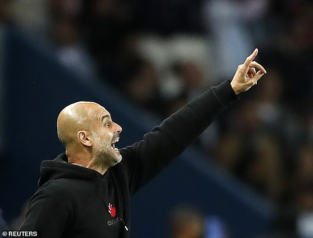 Pep Guardiola's side are said to have been scouting the Spaniard 'for a long time'
