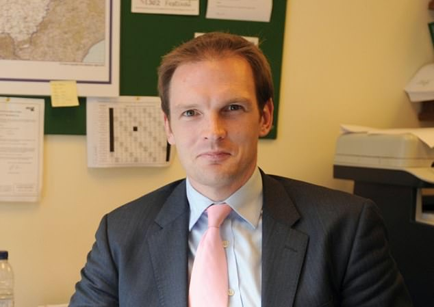 Dr Dan Poulter, MP for Central Suffolk and North Ipswich, accused the care homes of making the country's most vulnerable people
