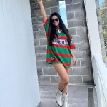 NRL Grand Final: Penrith Panthers and South Sydney footy fans flock to Brisbane's Suncorp Stadium💥👩💥💥👩💥