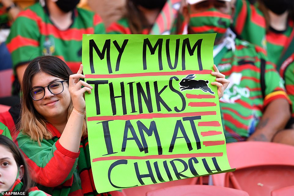 , 2021 NRL Grand Final: Penrith Panthers draw first blood against South Sydney at Suncorp Stadium, Nzuchi Times National News