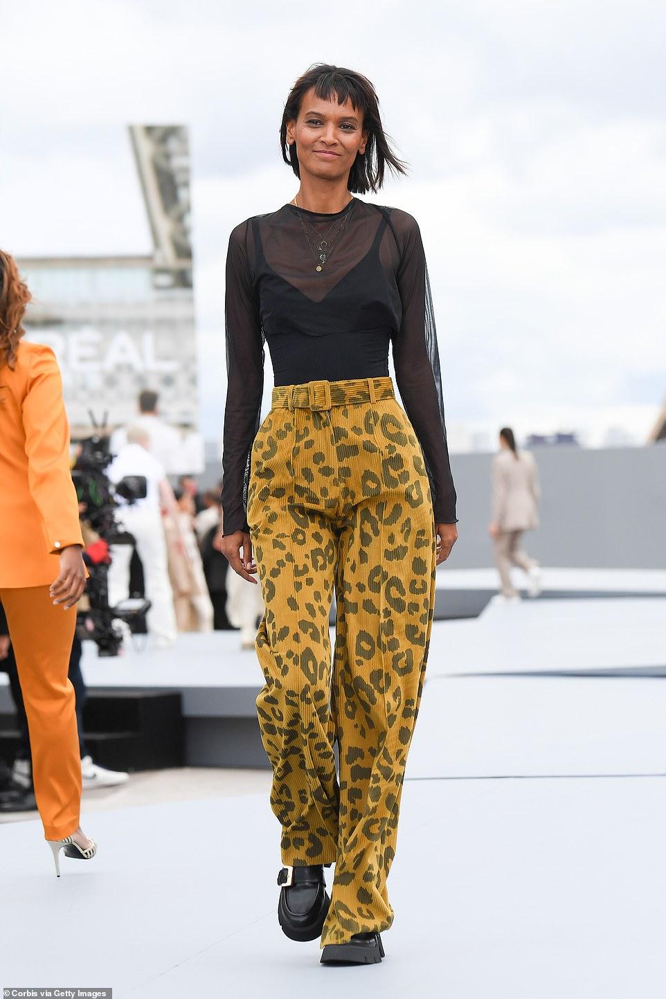 , Camila Cabello, Amber Heard and Dame Helen Mirren lead the Paris Fashion Week glamour, Nzuchi Times National News