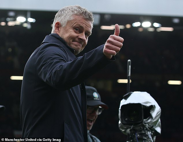 There is no need to immediately sack Ole Gunnar Solskjaer as Manchester United manager