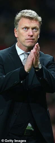 David Moyes fails to last full season at United