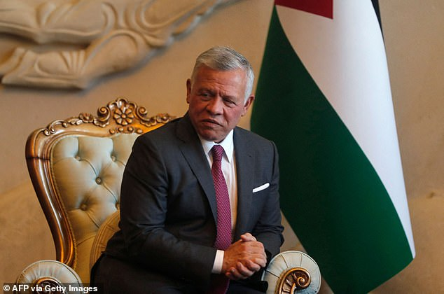, Jordan's King Abdullah, referred to as You Know Who in real estate documents used offshore companies, Nzuchi Times National News