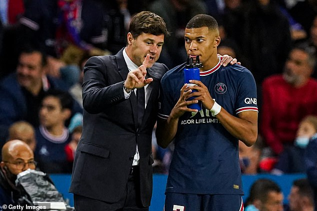 Mbappe tells Mauricio Pochettino and co he wants to leave after returning from Euro