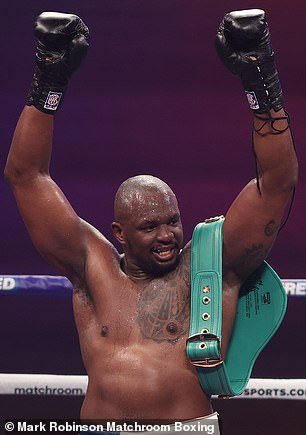 Body Snatcher's encounter with Fury will go ahead provided they both win their upcoming fights.