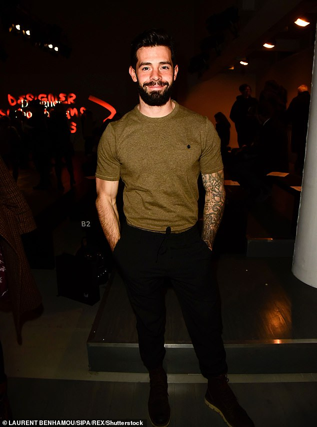 Body Transformation: 'I went and got tattoos, I grew up and went down this path that this was what I needed to do to be a stable and attractive man' admits reality star (pictured in 2018)