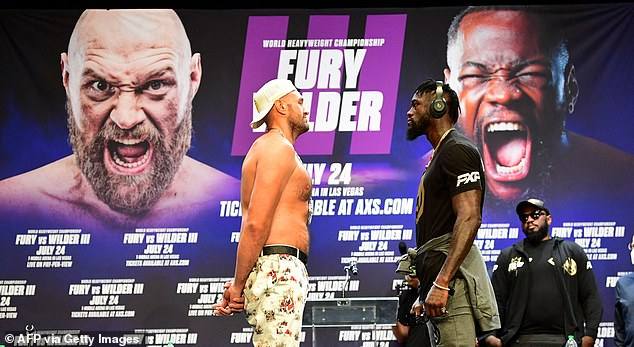 Fury's trilogy clash with Wilder has been a long time in the making because of twists and turns