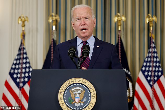 President Joe Biden hammered Republicans for refusing to raise the debt ceiling in Monday morning remarks from the White House.