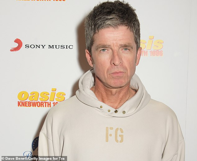 Manchester City superfan and music legend Noel Gallagher admitted that Salah is 'so likeable'