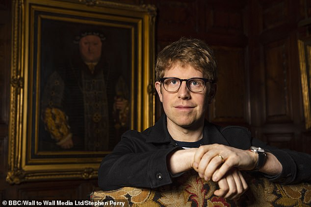 Lineage: Josh Widdicombe has been left stunned after finding out he is related to Henry VIII in the new series of Who Do You Think You Are?