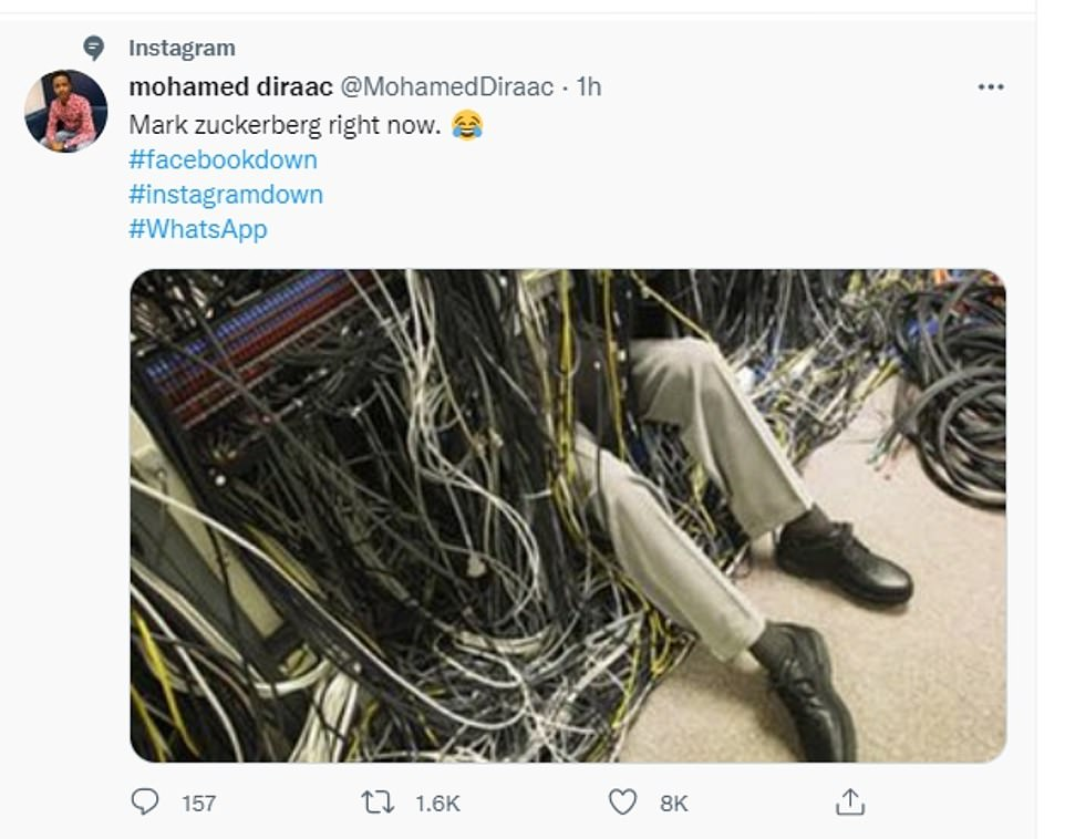 , Facebook outage: Company lost '$100million' during seven-hour blackout, Nzuchi Times National News