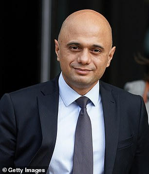Sajid Javid is believed to be creating new powers to take control of poorly performing hospitals