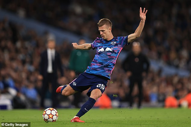 RB Leipzig and Spain star Dani Olmo is the other major target in January, the report adds