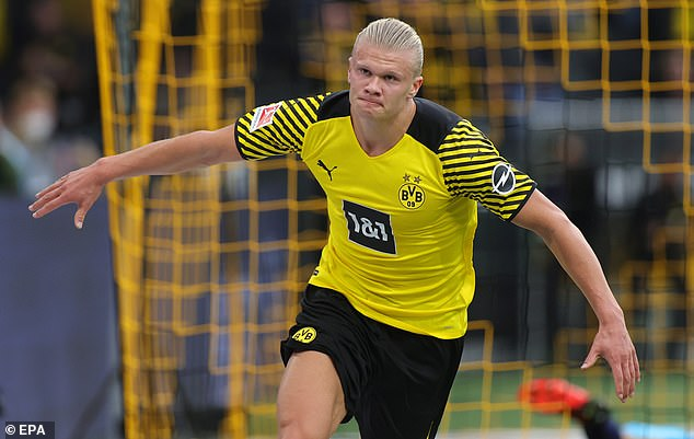 Erling Haaland signing for City could make them 'close to unbeatable', saysJohn Arne Riise