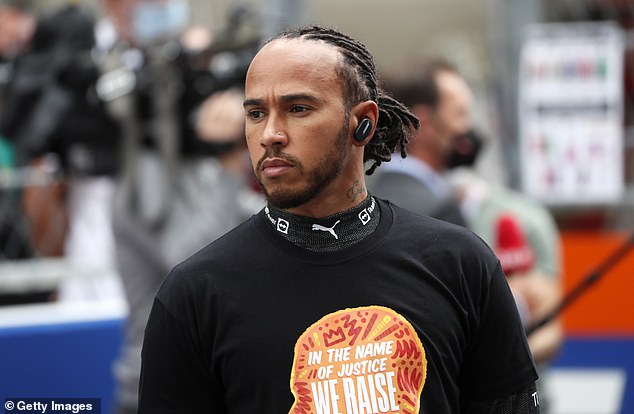 Lewis Hamilton may start from the back on Sunday as Mercedes consider changing his engine