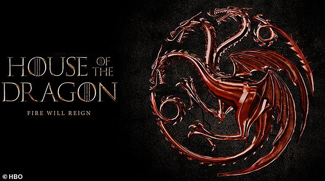 Worth the wait: The House Of The Dragon is aiming for a spring 2022 release and has been filming in Cornwall, England since April