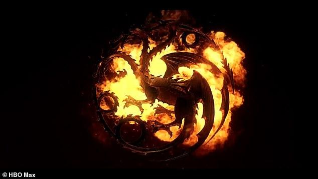 Matt is heard saying: 'Gods, kings, fire and blood. Dreams didn't make us kings - dragons did!'