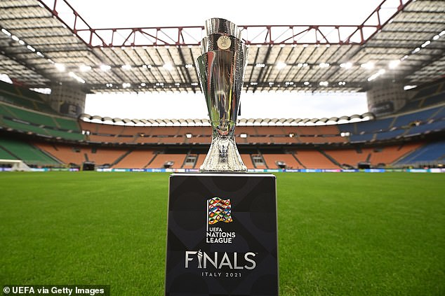 This year the finals will be hosted by Italy, who will be hoping to see off the likes of Spain, Belgium and France to cap a remarkable year for Roberto Mancini's side