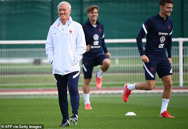 Didier Deschamps will hope to get France smiling again after a poor European Championship