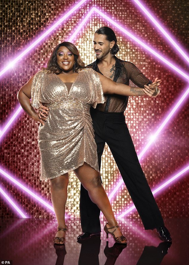 Stage Commanding: Judy Love and Graziano Di Prime perform a Charleston dance for When You're Good to Mama by Queen Latifah and Ty Diggs from the 2002 film Chicago
