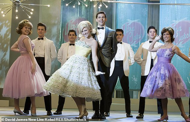 Star-studded: The 2007 film based on the Broadway musical was critically acclaimed