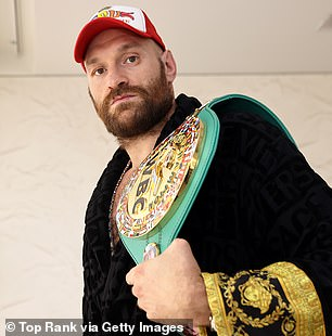 Tyson Fury insists he would have 'no regrets if he never had a second fight' at boxing