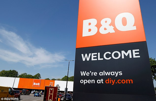 B&Q suspends partnership with Full Savings after MoneyMail expressed concerns