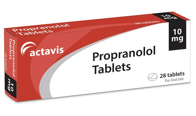 Propranolol is a common beta blocker prescribed for patients with hypertension in the UK
