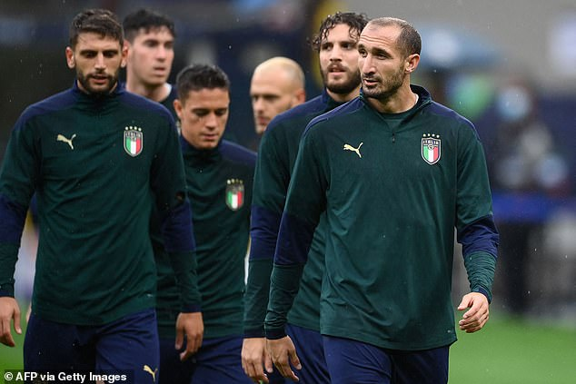 The Italian defender, 37, said that racist incidents are 'terrible publicity for Italy abroad'