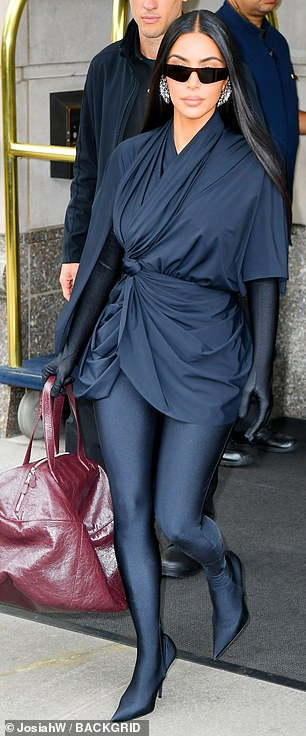, Kim Kardashian heads to SNL rehearsals ahead of controversial hosting debut this Saturday, Nzuchi Times National News