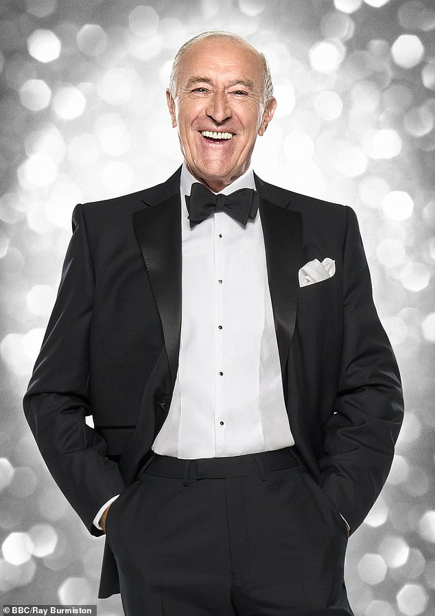 Opinions: It came as ex-head judge Len Goodman blasted the 'madness' of the show continuing without mandatory jabs