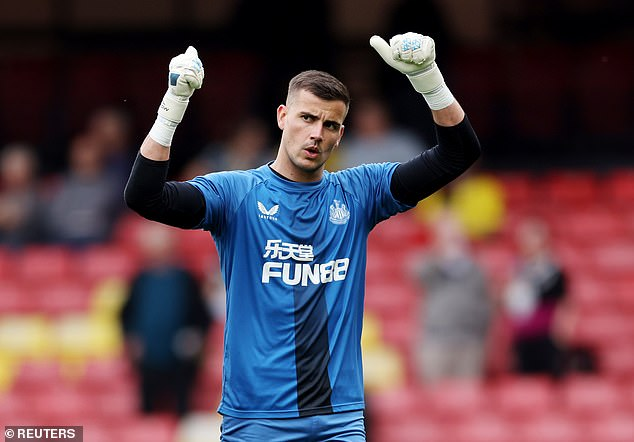 Most of Newcastle's players have not been vaccinated despite seeing goalkeeper Karl Darlow lose two stone after being hospitalised with the virus