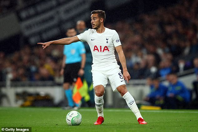Harry Winks has fallen down the pecking order at Tottenham Hotspur and is keen on a loan exit
