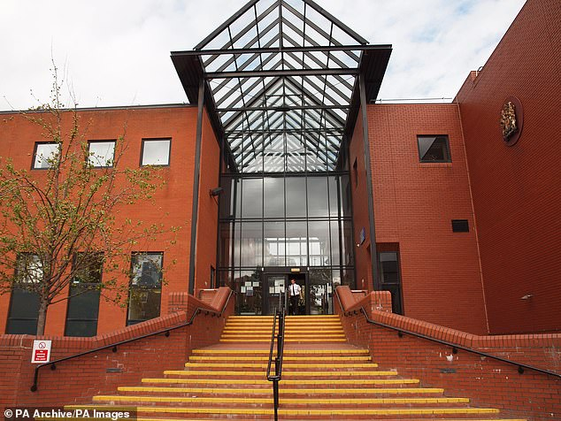 The two surviving women, who were returning to Bradford with Mrs Moghul from a weekend in London, read out their emotional victim impact statements during the sentencing hearing at Leicester Crown Court (pictured) last week