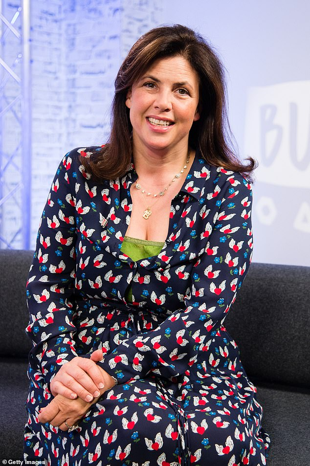 Kirsti Allsopp revealed yesterday that she had to abandon her car on Monday after running out of fuel near High Wycombe, adding that it was 'costing a fortune' to retrieve it and 'people with no money' 'bad' was being done.  from petrol crisis
