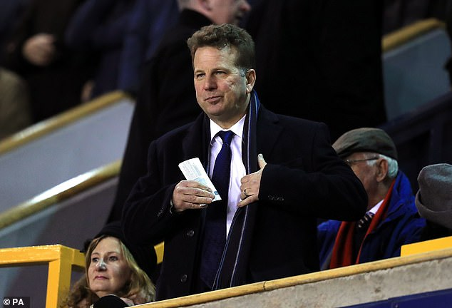 CEO Lee Hoos says the method of fundraising 'brings the club and the supporters closer together'
