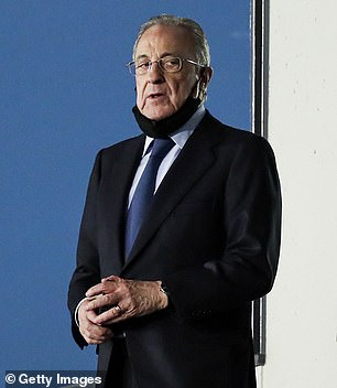 Real Madrid president Florentino Perez has backtracked after originally saying he will have news about Kylian Mbappe's potential signing in January