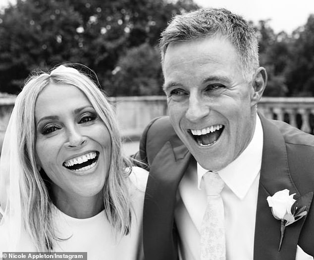 , Liam Gallagher's ex Nicole Appleton marriesStephen Haines and shares snaps of surprise wedding day, Nzuchi Times National News