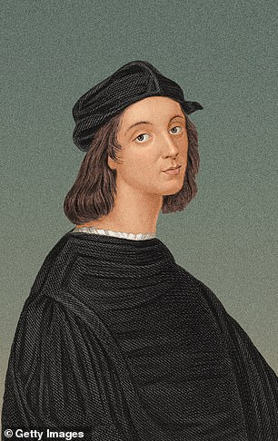 Raphael (pictured), and Michelangelo all die?