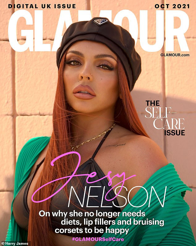 Read the full interview online now in the GLAMOR UK October digital issue