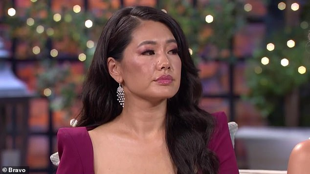 Letting it all out:Crystal Kung Minkoff also has some issues she wants to get off her chest