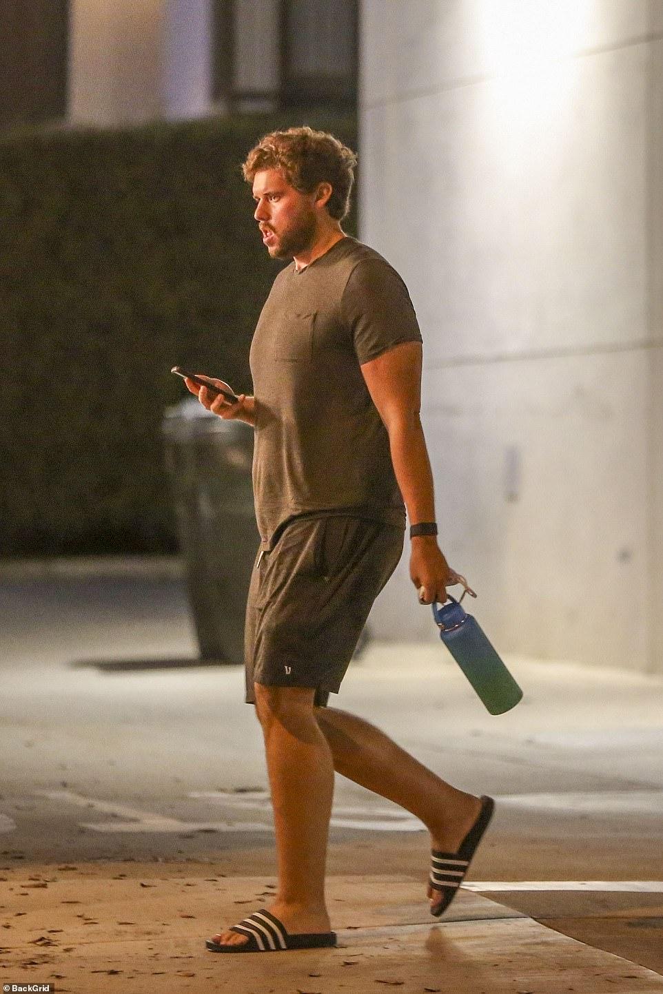 Arnold Schwarzenegger in trend nowadays