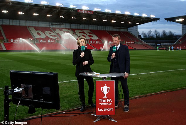 Oatley, who was Match of the Day's first woman commentator, is looking to mentor female sports broadcasters