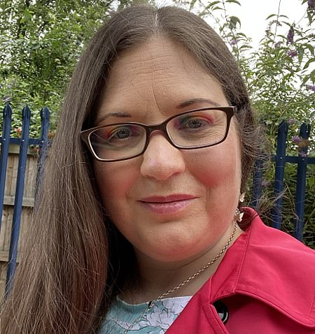 Lodgings: Naomi Bennett has been letting out her spare room to make ends meet