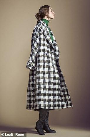 Coat, £349,whistles.com; top, £99, jigsawonline. com; and boots, £239, hushuk. com