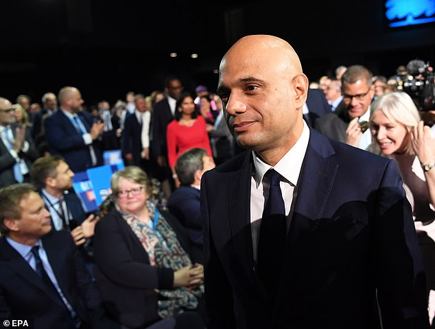 Health Secretary Sajid Javid is said to plan to do 'day two' swabs on Zoom over the holidays because there are concerns that test-takers may lie about the results