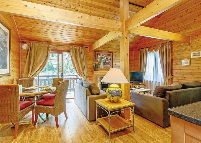 Prices at the lodge - which isa great base for hikers - start from£475 for a seven-night stay