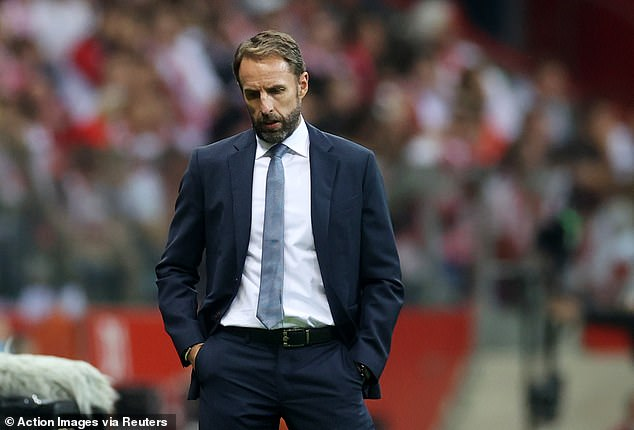 Three Lions boss Gareth Southgate has urged his players to get vaccinated against Covid-19