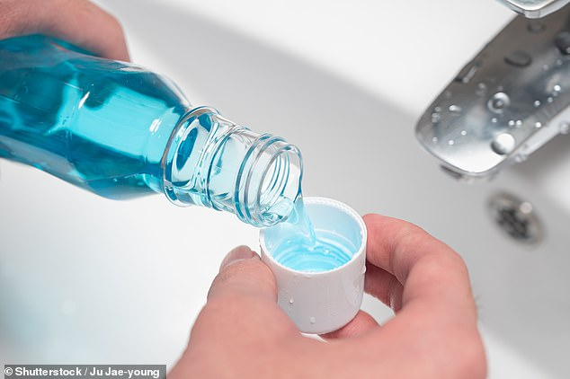 , Using mouthwash could 'cut risk of dying of Covid': Poor oral health linked to getting severely ill, The Today News USA